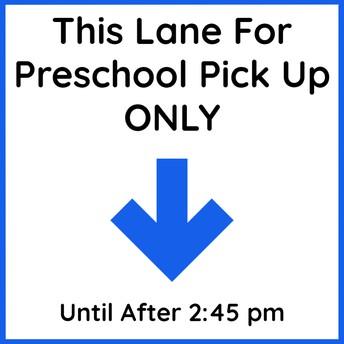 Pick Up Reminder