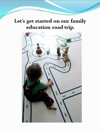 THE ECAF PARENTING JOURNEY SERIES: A PRERECORDED FAMILY EDUCATION PROGRAM