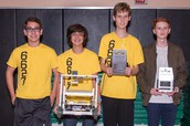Robot Skills Award