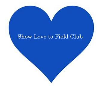 Gracias por demostrar amor a Field Club