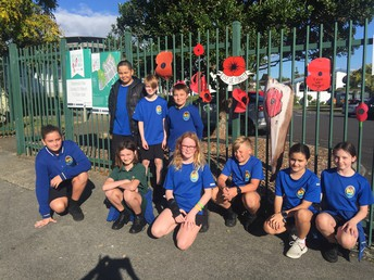 ANZAC Tributes from our Students