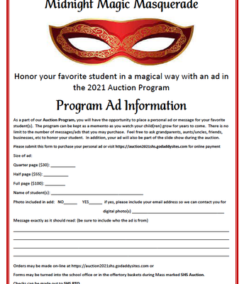 Program Ad