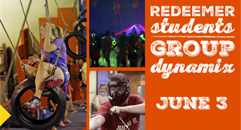 Group Dynamix: June 3