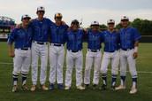 Baseball Wins Bi-District Championship!
