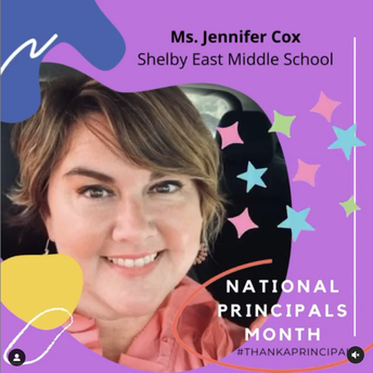 Jennifer Cox: East Middle School