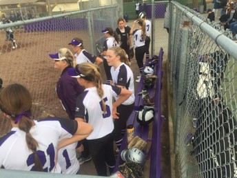 Softball Starts off With Dominating Win