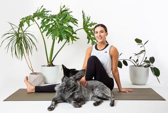 30 Days of Yoga w/ Adrienne