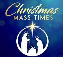 OLPH Parish ~ Christmas Mass Times