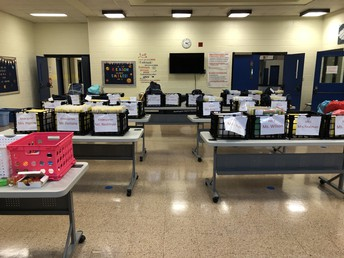 Instructional Materials Pick Up EVERY Thursday 9-3