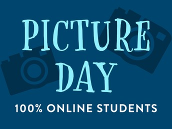School Picture Days for 100% Online Students