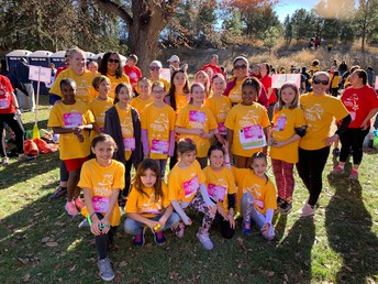 RES Girls on the Run