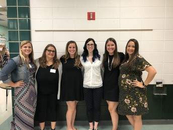 Congrats to our newly Tenured Wildcats Teachers!
