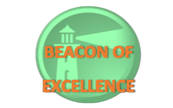 Beacon of Excellence Graphic