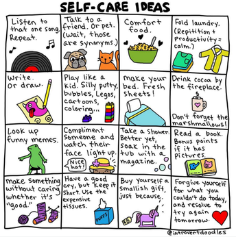 Elementary Self-Care Resources