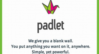 Creating (and using) a Padlet