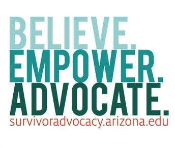 University of Arizona's Survivor Advocacy Program