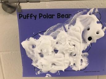 Brighter Beginnings Polar Bear ART