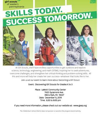 Girl Scouts Grades K-3