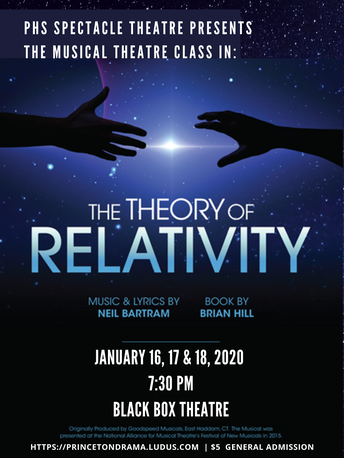PHS Winter Musical:  The Theory of Relativity