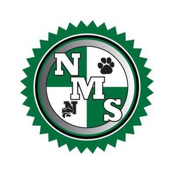 Novi Middle School logo