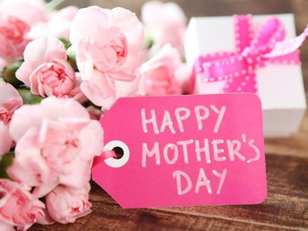 Mother's Day: Sunday, May 12, 2019