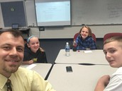 Principal's Advisory Committee inaugural meeting