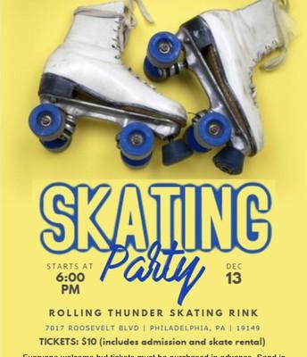 EP Skating Party