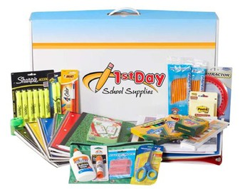 1st Days School Supplies for 2021-22
