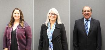 Tres nuevos miembros se unen a la Junta de Educación del Distrito Escolar Unificado de Conejo Valley