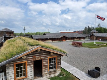 MAY to JUNE - VIRTUAL FORT MUSEUM TOUR