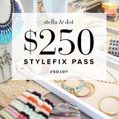 Earners of the $250/ £225 / € 250 Stylefix Pass!