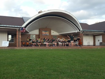 EVENING IN THE PARK-POSTPONED TO THURSDAY, MAY 20th, 6:00PM (due to the weather forecast)