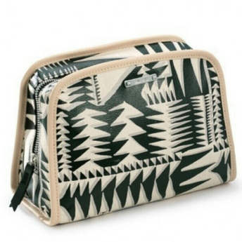 Beauty Bag - Tribal Geo Print