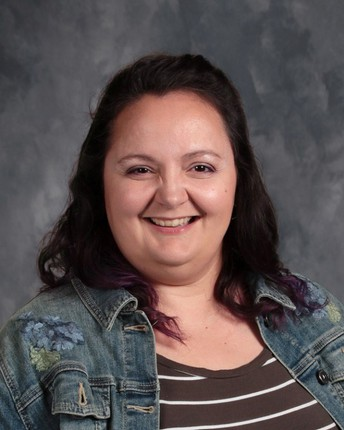 September Featured Staff - Mrs. Stacey Pearson