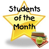 October Students-of-the-Month
