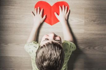 Valentine's Workshop at Parent Teacher Conferences