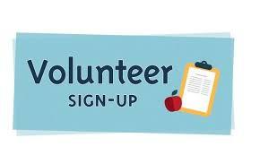 Holiday Shop Volunteer Sign Up