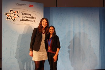 3m Discovery Education Young Scientist Challenge