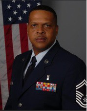 Retired SMsgt Ricky Anderson, United States Air Force