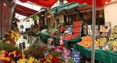 Outdoor Market (second day breakfast/dinner)