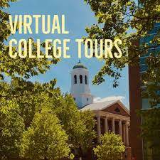 VIRTUAL COLLEGE VISITS!