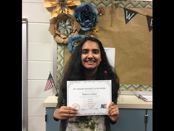 Maheen Zubair--8th