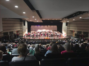 Clemens Performing Arts Center Opening - December 6, 2018
