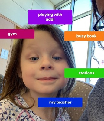 What do I like about Kindergarten?