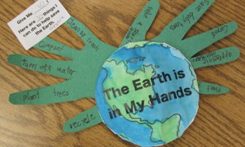 Obtaining, Evaluating and Communicating Information: Give Me Five - Grades K-5