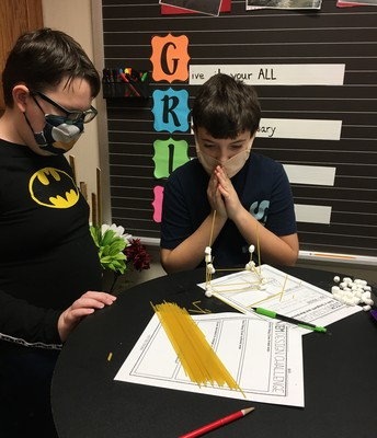 Sixth grade STEM activity