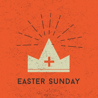 Easter Sunday is April 12