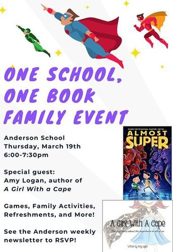 Evento de Una escuela, un libro