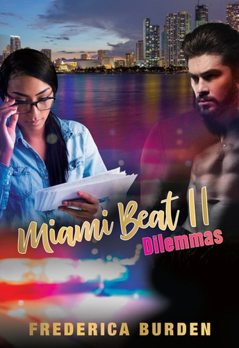 Miami Beat: The Secret Society by Frederica Burden (Books 1 & 2)