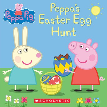 Peppa's Easter Egg Hunt by Scholastic